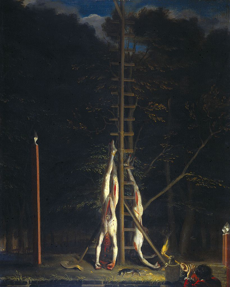 The Corpses of the Brothers De Witt